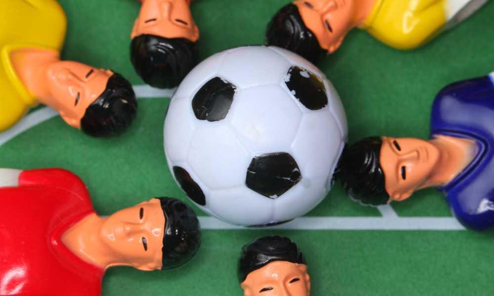 Harvil Defender Foosball Table