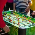 How to Clean a Foosball Table