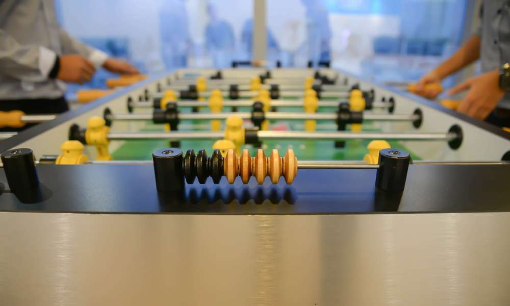 The Game of Foosball – What is a Foosball Table