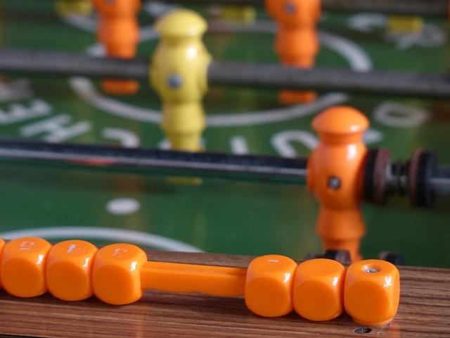 best mini foosball table featured image