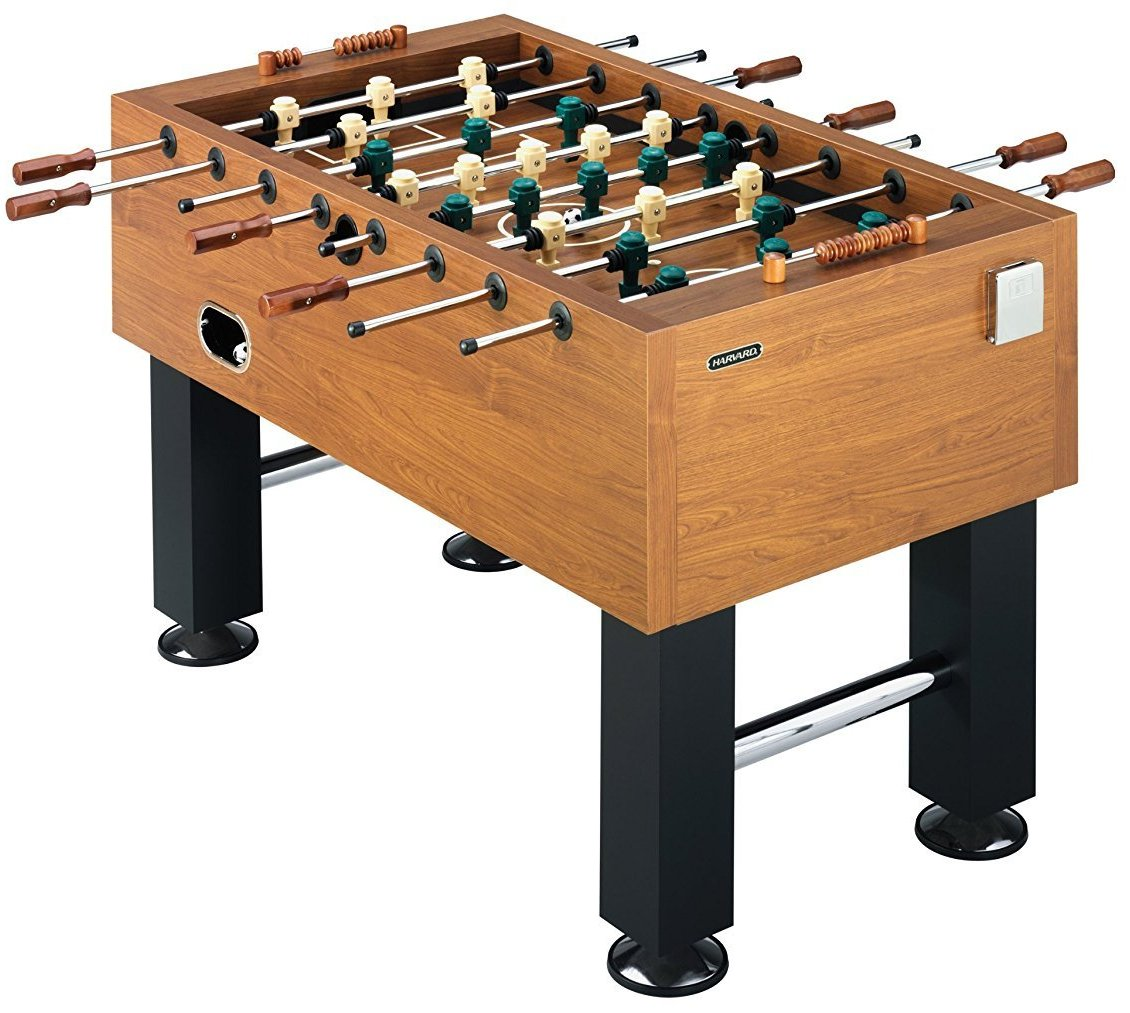 Best Harvard Foosball Table For Your Fun Times Game Room