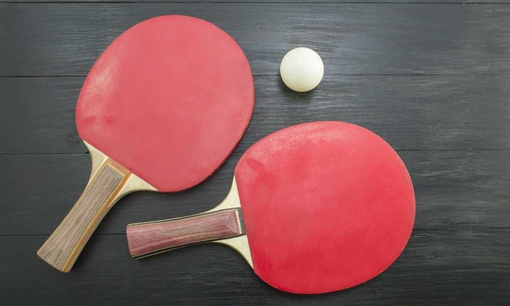 Best Ping Pong Paddles In The Market Today