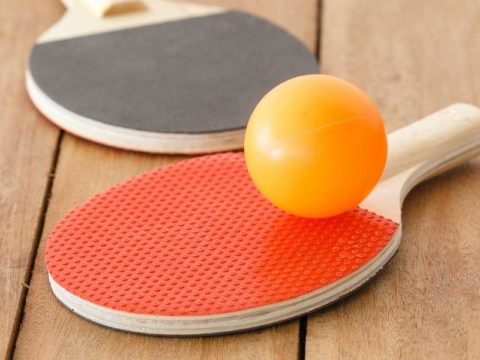Coast Athletic Ping Pong Paddle