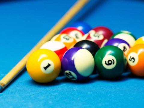 HLC Folding Pool Billiard Table Review
