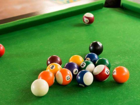 Ideal Rack'Em Tabletop Pool Review