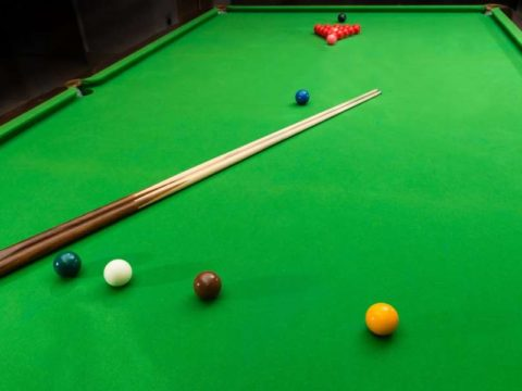 Pool Table - Sizes and More
