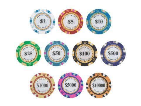 Good Poker Chips Set