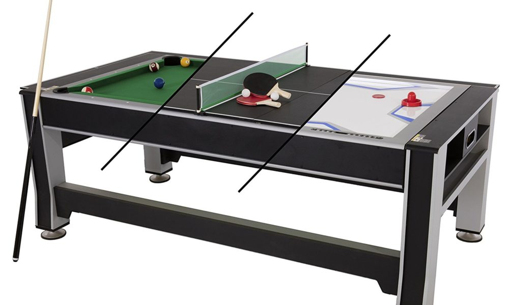 Top 10 Multigame Tables Game Room Experts