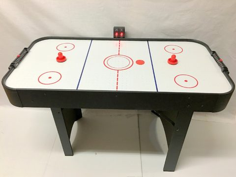 rainforest 46 inch air hockey table image