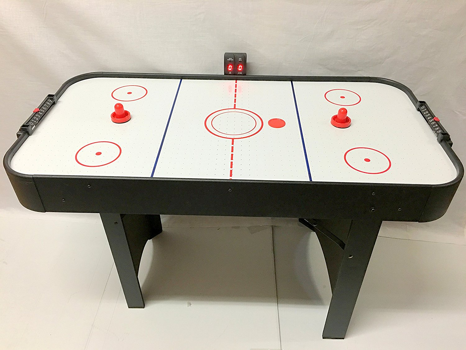 Diy mini air hockey table table designs 3 easy to fold up air hockey tables in 2018 game room experts greentooth Choice Image