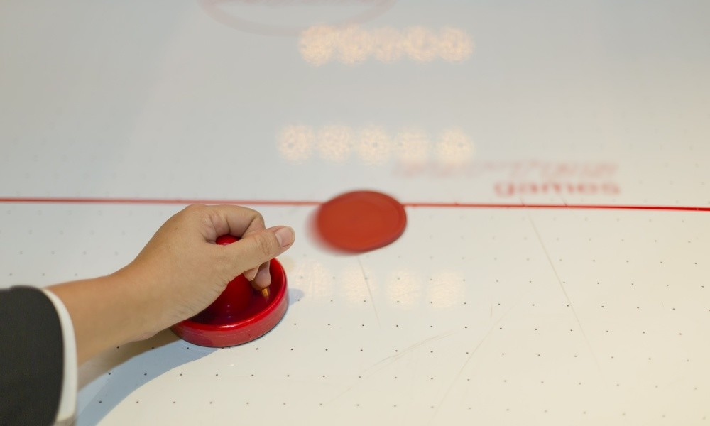 "Best Choice Products Sport 40"" Air Hockey Table Review"
