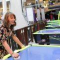 How Does an Air Hockey Table Work