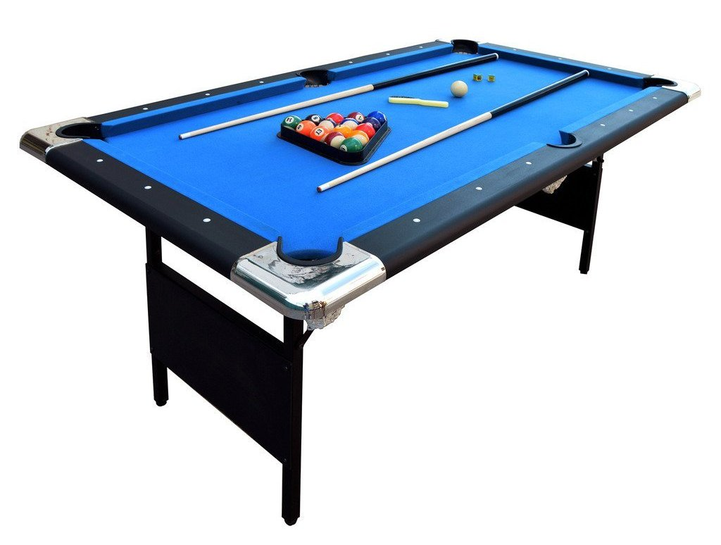 hathaway fairmont portable pool table image