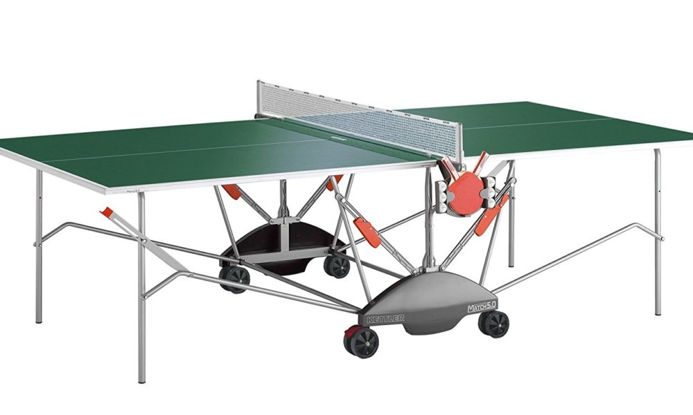 Best Ping Pong Table Featured Image