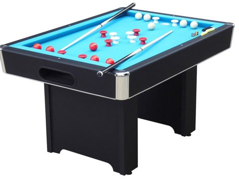 best bumper pool table reviews 2017 featured image