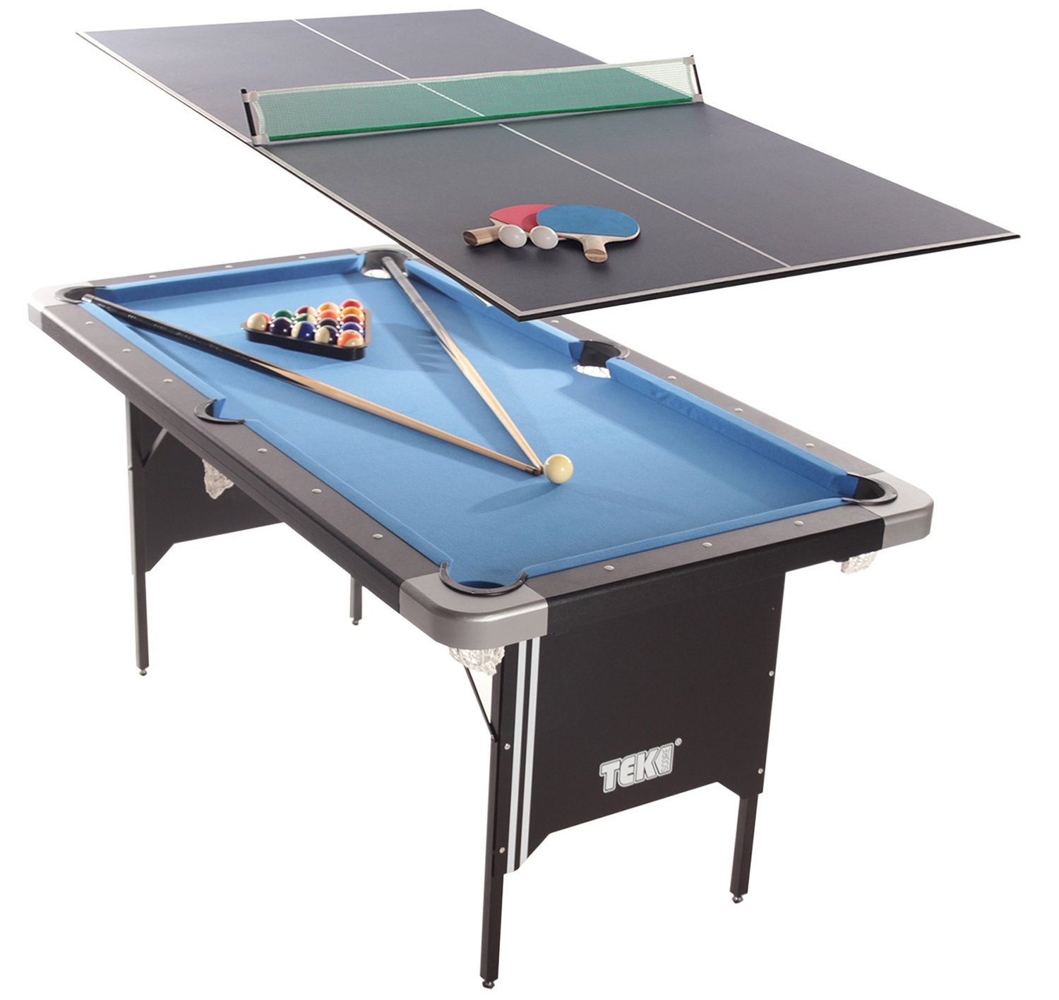 Top 5 best folding pool table reviews for 2017 game room experts - Best billiard table manufacturers ...