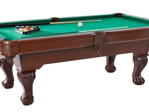 Barrington Claw Leg Billiard Table