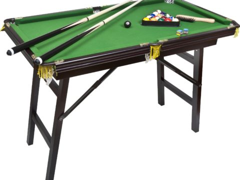 portable pool table featured image