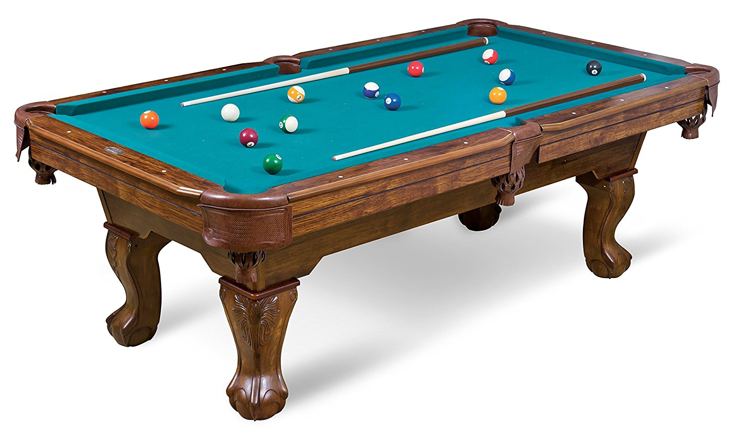 EastPoint Sports 87u201d Billiard Table