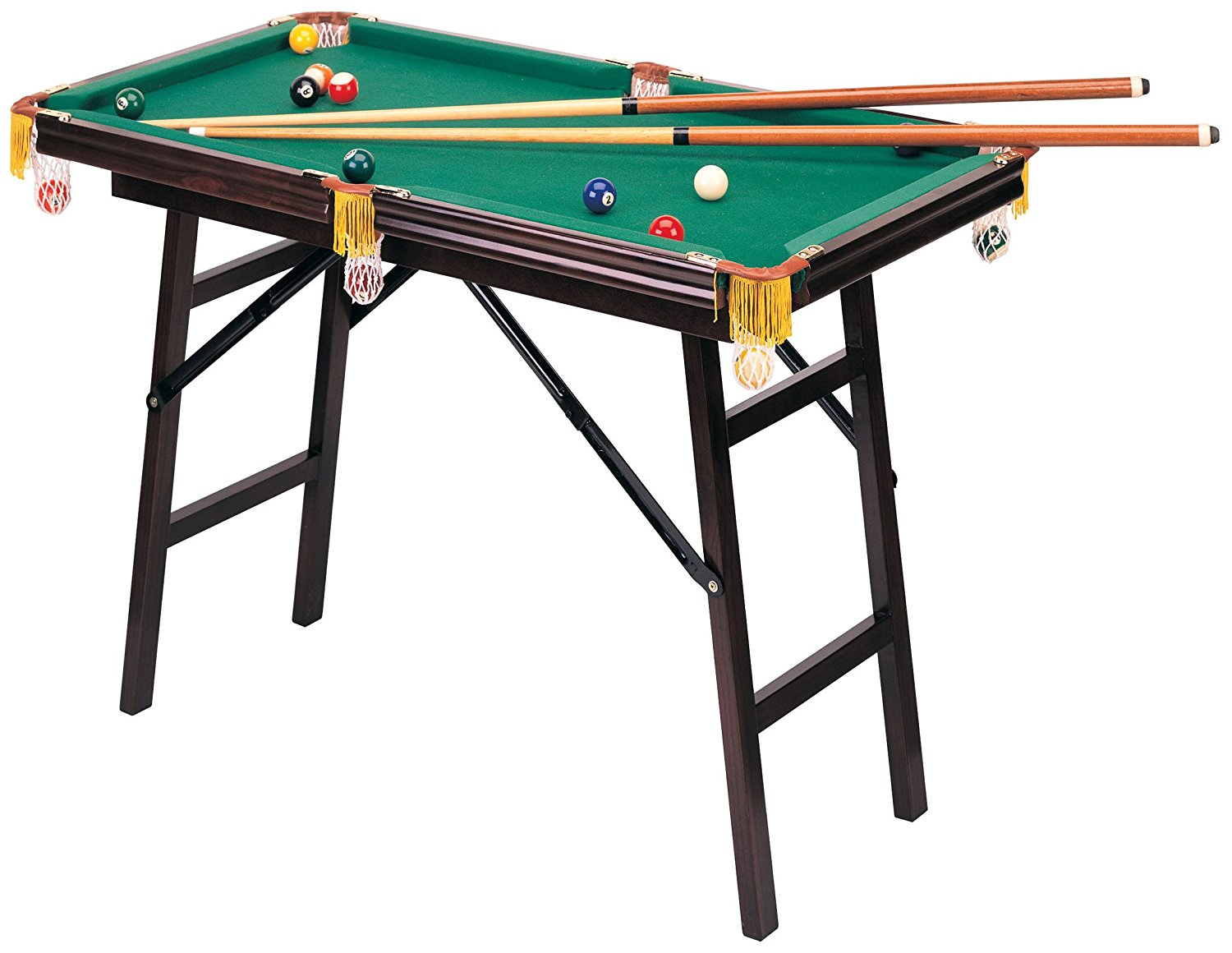 chh mini folding pool table image