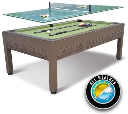 Eastpoint Sports Outdoor Billiard Pool Table Image