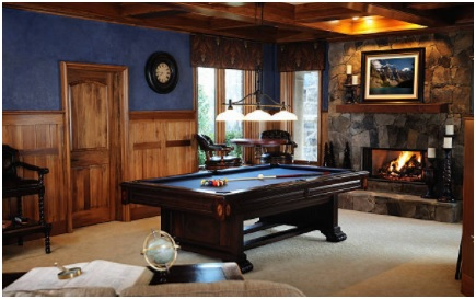 Modern Pool Table MustHave Pool Tables For The Man Cave In - Accuslate pool table
