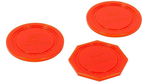 eastpoint sports hover hockey pucks image