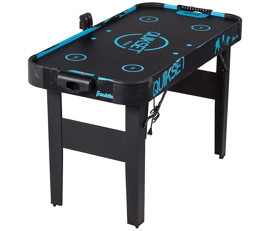 franklin sports quikset air hockey table image