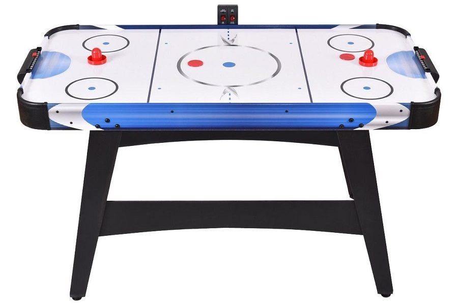 Mini Air Hockey Table Reviews Featured Image