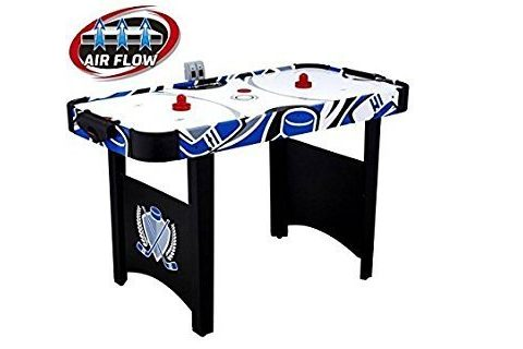 md sports air hockey table review featured image
