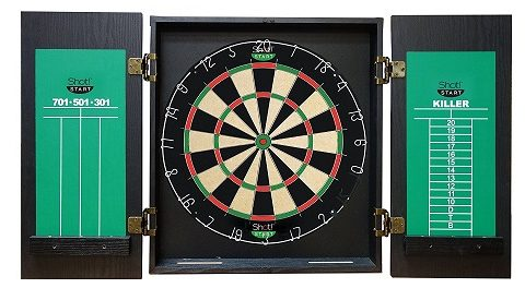 professional dart board sets featured image