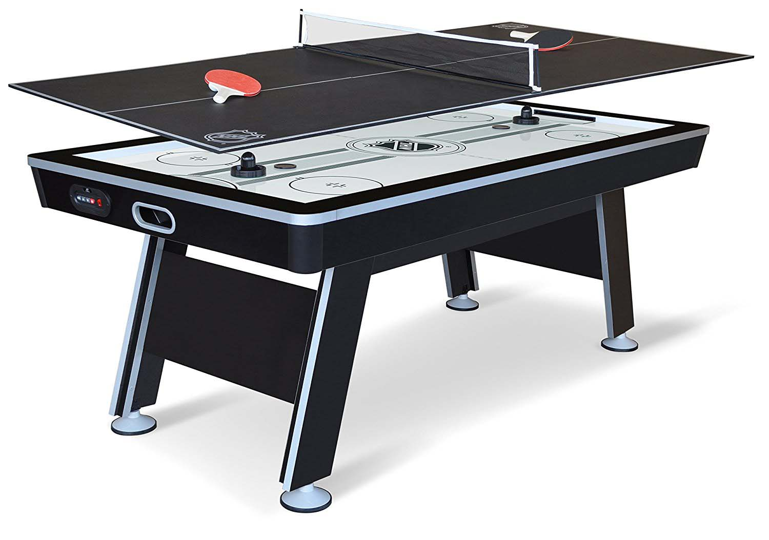 The Top Best Air Hockey Ping Pong Table Combo Reviews For - Air hockey table with ping pong top