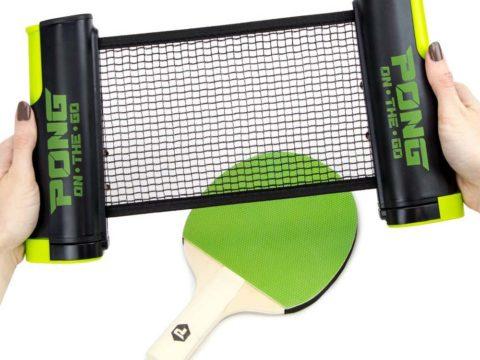 Portable Ping Pong Table