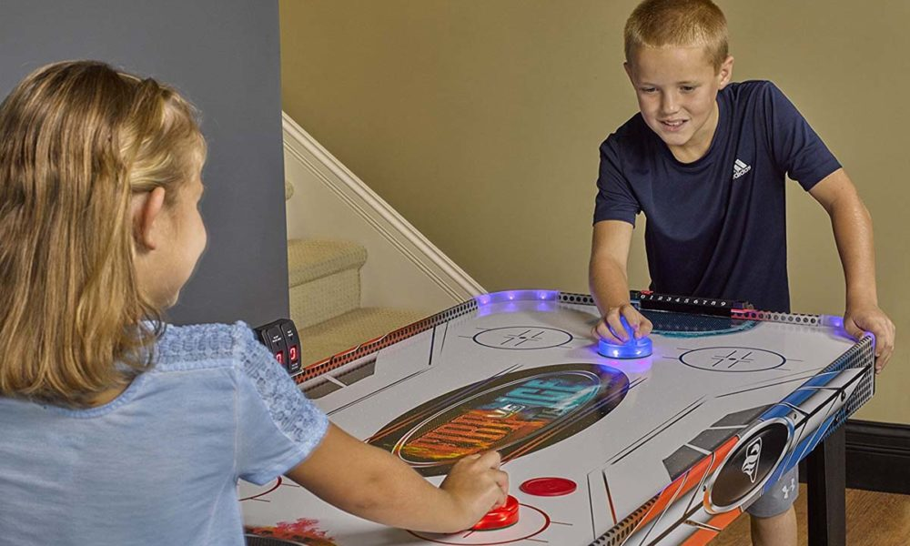 Best Kids Air Hockey Table: The 5 Best Tables Children Will Love In 2017