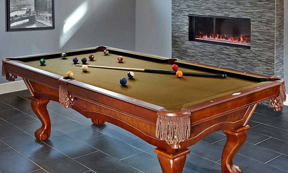 Brunswick Billiards Glen Oaks 8ft Pool Table - Table Designs
