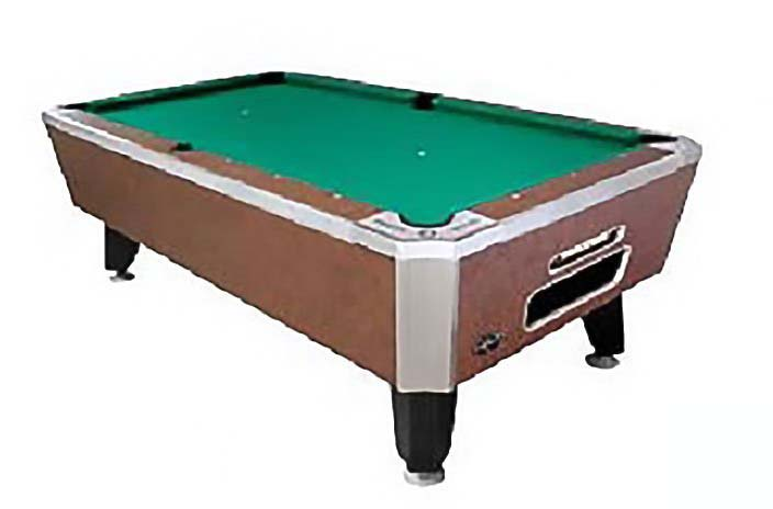 "Valley 101"" Panther Pool Table – Home Use"