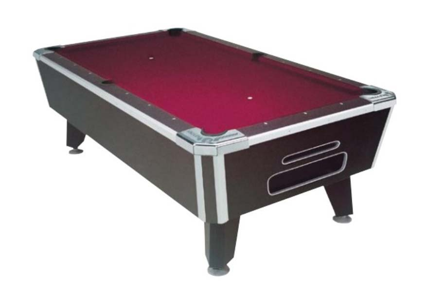 "Valley Pool Table 88"" – Black Cat"