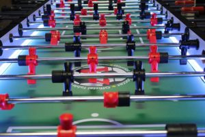 Warrior Foosball Table and Accessories with Our Reviews