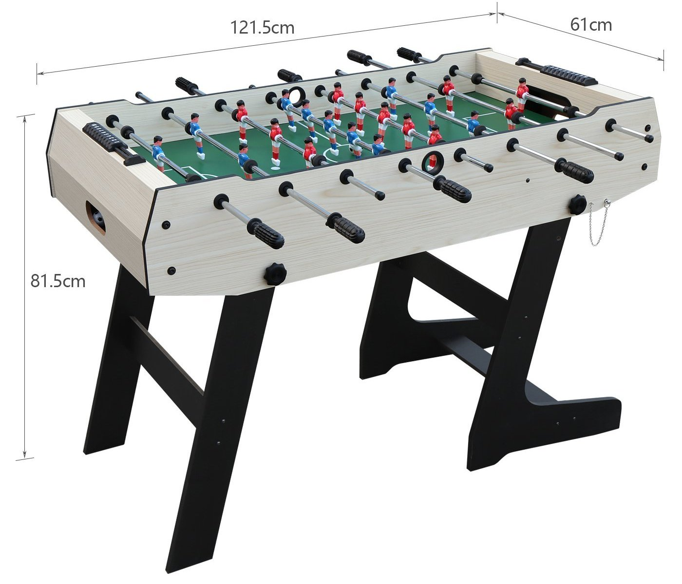 Best Folding Foosball Table Reviews And Buying Advice