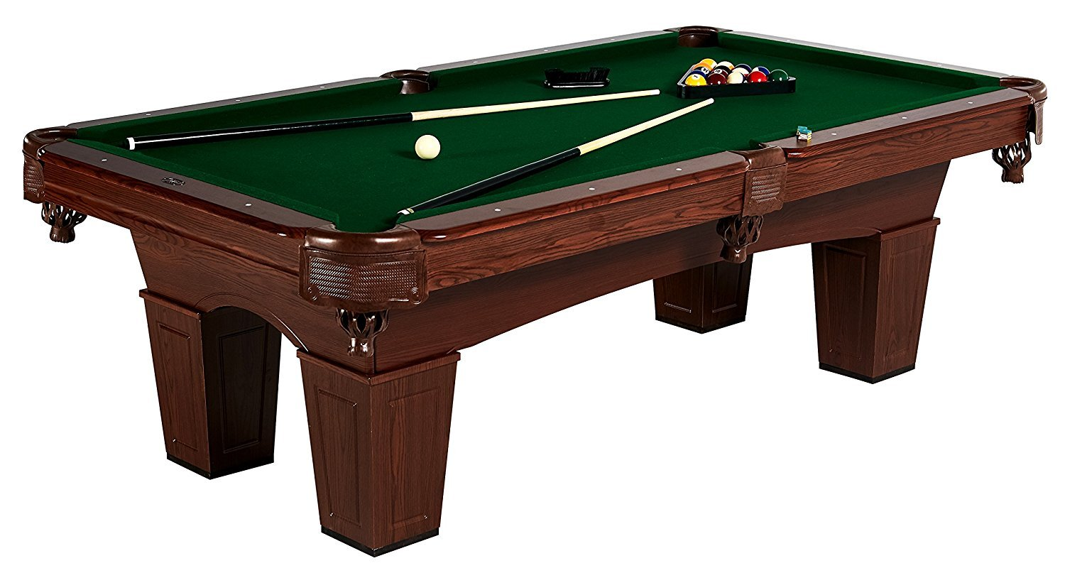 MD Sports Traditional Square Billiard Table