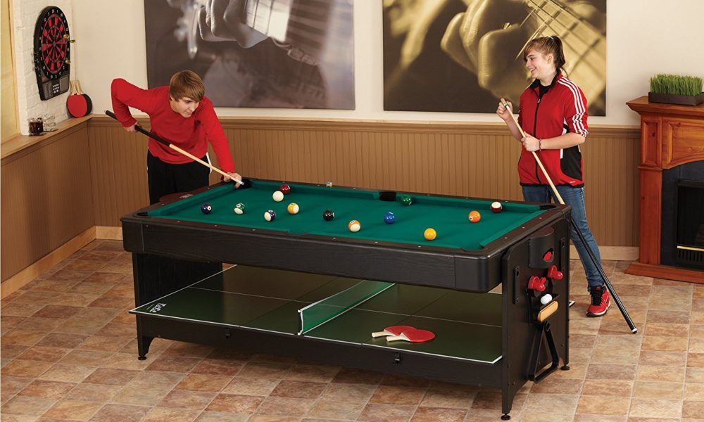 Miraculous Best Air Hockey Pool Table Combos Buying Guide Top 5 Download Free Architecture Designs Lectubocepmadebymaigaardcom