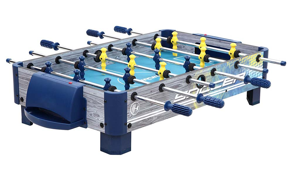 Best Table Top Foosball Table: The Top 5 Reviews & Buying Guide 2017