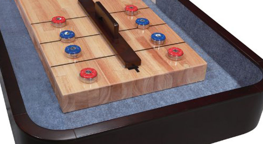 Awe Inspiring Best Shuffleboard Table Reviews For Your Game Room In 2018 Home Interior And Landscaping Mentranervesignezvosmurscom